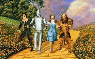 AES Presents The Wizard of Oz