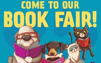 The Scholastic Book Fair is Coming! April 23-30