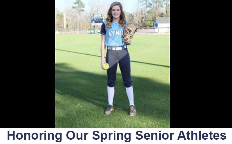 Honoring Senior Spring Athletes