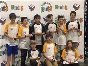 Rubik's Competition Team