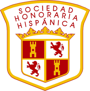 image of spanish honor society logo