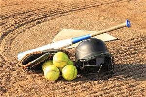 image of softball