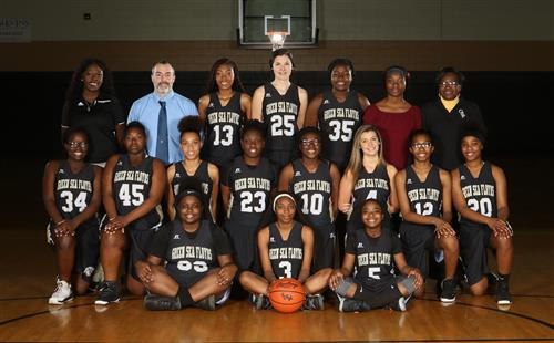 Varsity Girls Basketball Photo