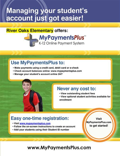 My Payments Plus Informational Flyer