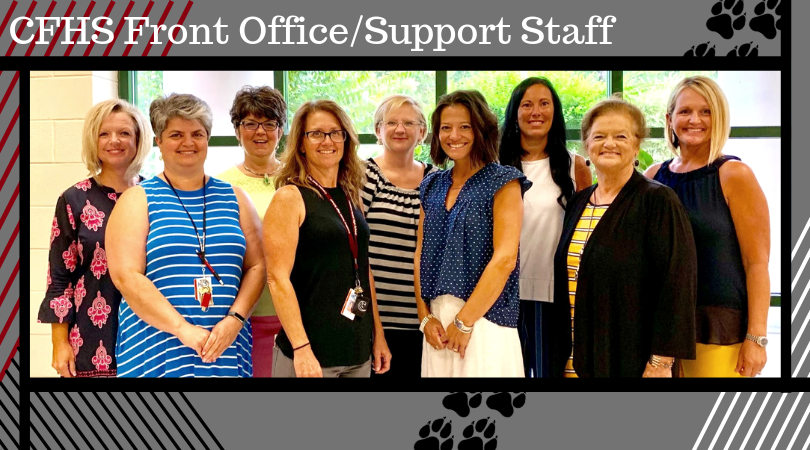 CFHS Front Office/Support Staff