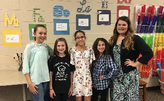 CFE Students Selected for SC Honors Chorus