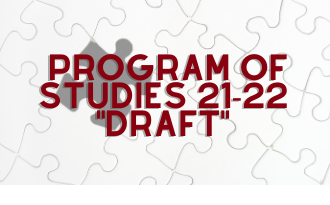 CFHS Program of Studies 21-22 DRAFT