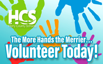 Become a Volunteer with Horry County Schools