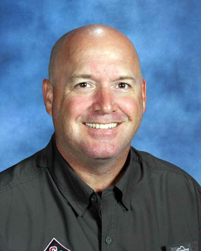 Jimmy Bailey, Assistant Principal