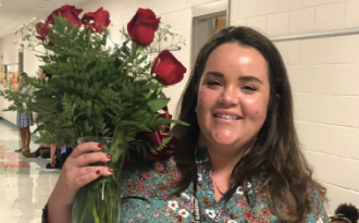 Congratulations to our 2018 - 19 Teacher of the Year, Ms. Shannon Jesequel!