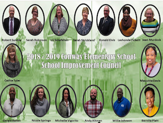 2018 - 2019 School Improvement Council
