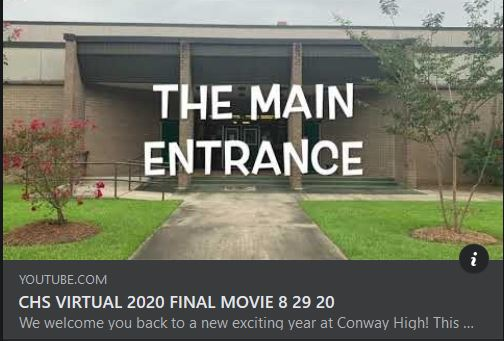 CHS Virtual Tour