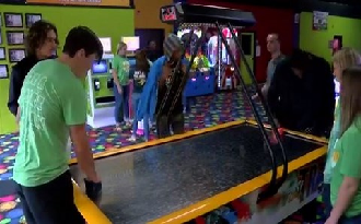 Conway students give special needs class an amazing gift