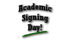 Academic Signing Day