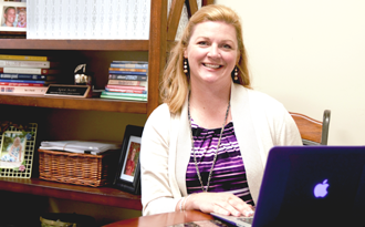 April Scott will become the District's new Executive Director for Secondary Schools, effective July 1.
