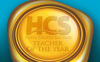 HCS Teacher of the Year