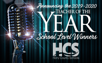 HCS announces the names of 55 school-level Teachers of the Year
