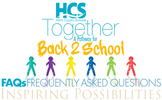 Get answers to most frequently asked questions about the 2020-21 school year re-opening plan