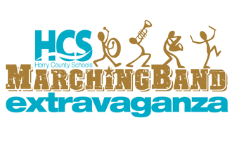 More than 600 Horry County Schools band members will take to the field for the District's Marching Band Extravaganza on Tuesday, October 29