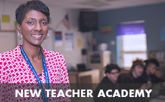 Registration for the 2018 New Teacher Academy is now open