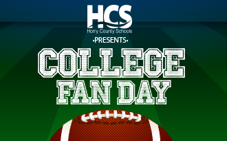 HCS presents College Fan Day — November 16, 2018!