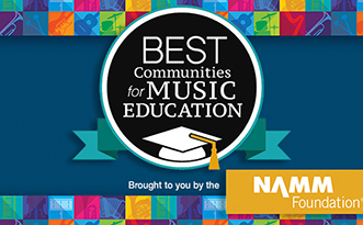 HCS receives Best Communities for Music Education designation for second year