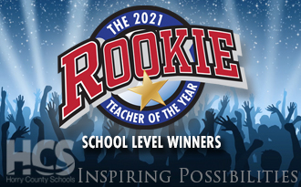 HCS Announces Rookie Teacher of the Year School-Level Nominees