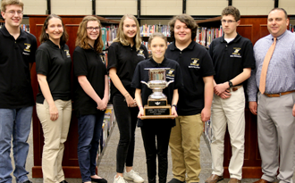 Socastee High wins third Academic Olympics championship
