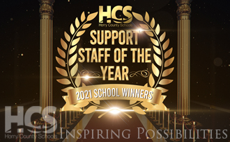 HCS Announces Honorees For Support Staff Employee Of The Year