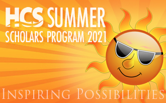 Summer Scholars Registration