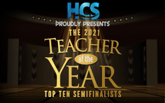 HCS Announces Top 10 Semifinalists for Teacher of the Year