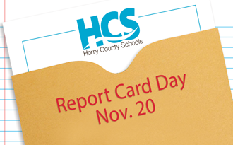 First quarter report cards will be issued on Tuesday, Nov. 20, 2018