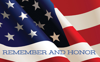 Horry County schools and offices will be closed on Monday, May 28 in observance of Memorial Day