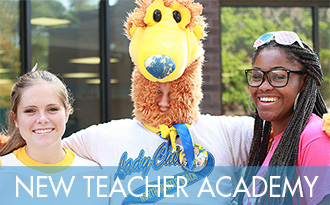 Registration for the 2019 New Teacher Academy is now open