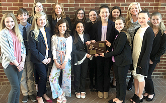Socastee Middle wins regional Mock Trial competition