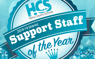 White named HCS Support Staff of the Year