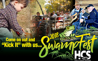 "Come have a ""Swampin' Good Time"""
