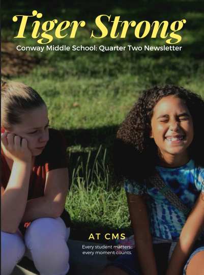 C.M.S. 2nd Quarter Newsletter 2018-2019