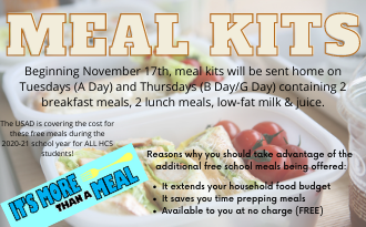 Meal Kits for Students
