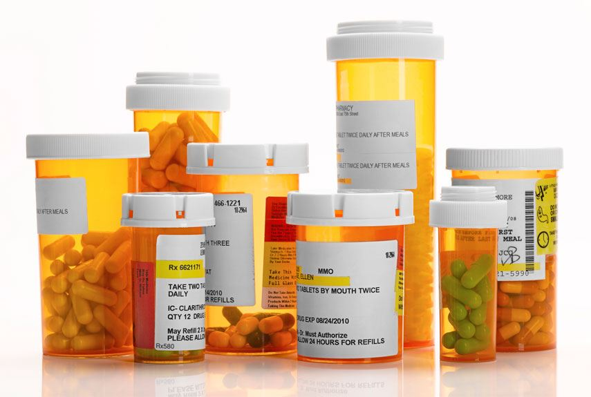 Medications & Proper Procedures/Paperwork