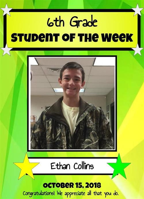 Ethan Collins