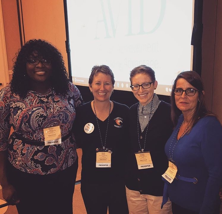 ECHS Presents at AVID National Conference
